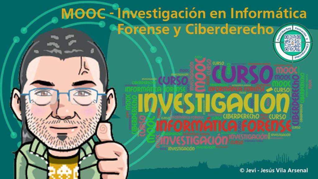Curso de investigación en informática forense y ciberseguridad