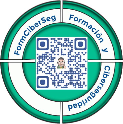 Logo QR Formación y Ciberseguridad