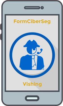 Que es el Vishing bancario y como protegerse en FormCiberSeg - Formación y Ciberseguridad