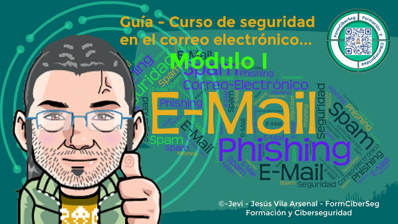 Curso- guía de seguridad en el correo electrónico